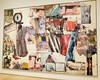 Robert Rauschenberg - Port of Entry [Anagram (A Pun)], 1998 (battyward) Tags: art modern sfmoma museum rauschenberg pointofentry mixedmedia painting sanfrancisco sf