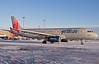 N605JB Jetblue A320 Red Sox Boston Strong special livery (jp.marottta) Tags: n605jb spotter spotting spotters loganairport kbos boston bos redsox speciallivery airbus airbusintheus a320 jetblue nikond90 winter snow taxi baseball raw