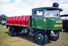 Sentinel Steam Waggon Morris Shrewsbury (SR Photos Torksey) Tags: steam wagon waggon lorry road transport traction engine rally vehicle vintage commercial classic sentinel morris shrewsbury