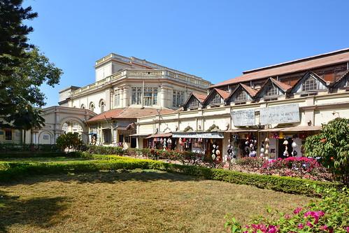 India - Karnataka - Mysore - Sri Jayachamarajendra Art Gallery