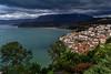 Llastres (titodixebra) Tags: lastres llastres asturias asturies puerto puertu mar paisaxe paisaje paisax montaña nieve