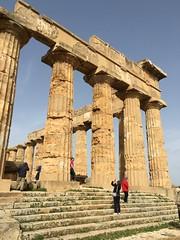 IMG_6001 Selinunte (11) (archaeologist_d) Tags: sicily italy selinunte archaeologicalsite archaeologicalruins templee templeofhera
