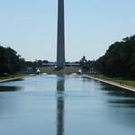 Washingtomn Monument Reflection thumbnail