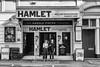 Hamlet #37 (Streets.and.Portraits) Tags: london england unitedkingdom gb hamlet shakespeare street people theatre haroldpinter roberticke blackwhite monochrome bw nikon d7200 andrewscott greatbritain