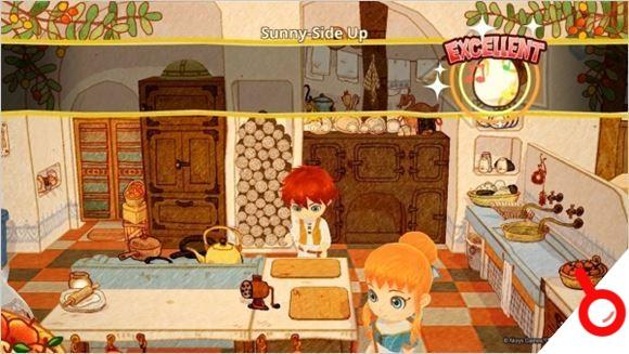 模擬經營遊戲《小龍咖啡館》公開遊戲截圖