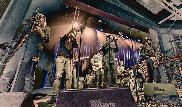 Dumpstaphunk 3/24/2018 by Dave Weiland