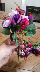 20180316_133155 (DSSCCoach) Tags: yiliyajia artifical flowers bouquets