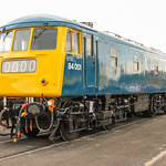 84001 Doncaster Works Open Day 26.07.03 thumbnail