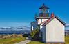 Point No Point Light (D E Pabst Photography) Tags: lighthouse hansville washington historic pugetsound kitsap nationalregisterofhistoricplaces cascademountains marine county peninsula clouds sky