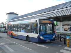 Stagecoach in South Wales 37015 (Welsh Bus 18) Tags: stagecoach southwales dennis dart slf 4 adl enviro200 eurov 37015 yx63ztn blackwood