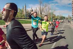 XXI Media Maratón de Zaragoza 2018 (Juanedc) Tags: 2018 españa mediamaraton saragossa spain zaragoza calle carrera city ciudad corredores favoritas gente people race runners running street