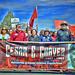 Ceasar Chavez parade,  Albq N.M.