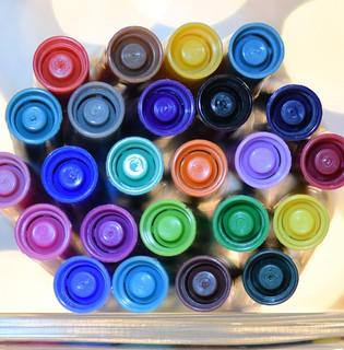 circle colours