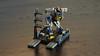 Cobra & The Mobile Hangar (Joe Gan) Tags: lego nexo mecha robot walker moc toys hangar joegan mobile