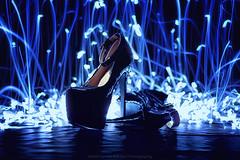 Heels & lights painting (Davide Solurghi Photography) Tags: davidesolurghiphotography davidesolurghi heels heel highheels tacchi tacco shoes decollete footwear plateau talons scarpa scarpe calzatura calzature lights painting