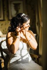 >>> Georgian Window Light <<< (Harjodik) Tags: wedding uk yorkshire photography eaveshall portrait bride bridal portraiture georgian window bright dappled dress pose portra sony a7ii 85mm