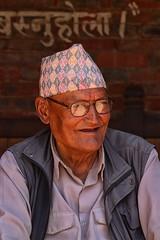 Bakhtapur, Nepal (dderici) Tags: bakhtapur nepal nepali portrait canon7d canon 70200 oldman