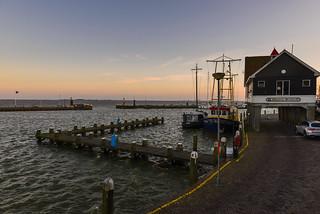 Volendam Sunset