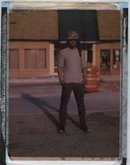 uppercup001 (Dear Deer Fine Art) Tags: film expired largeformat 4x5 instant fuji