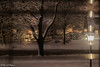 Snowy Night (Mark.W.E) Tags: 2018 april canon canon70d city milwaukee night sigma sigma30mm snow snowfall snowing spring urban wisconsin