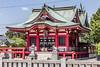 Koya Akagi V (ColinParte) Tags: shinto shrine temple japan religion shimmatsudo matsudo koya akagi torii