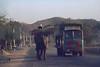 ÉLÉPHANT BUS (Jean d'Hugues) Tags: inde éléphant camion paille