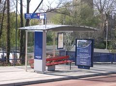 Fastrack-Dartford-RoyalVictoriaMill-CIMG6554 (citytransportinfo) Tags: fastrack kent busway busstop shelter brt busrapidtransit busrapidtransport royalvictoriamill