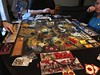 Scythe on the big board (RobotSkirts) Tags: boardgame tabletop game gamenight scythe