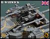 R_Warwick_08 (Cooper Works 70) Tags: lego ww2 wwii military stickers combat mech mecha