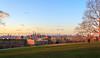 NYC & Jersey City Skyline (MCC_Indianapolis) Tags: brooklyn sunsetpark nyc newyorkcity jerseycity skyline manhattan
