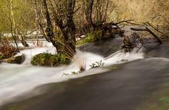 Rio Arenteiro (joseemiliogomez431) Tags: agua arenteiro cascada largaexposicion movimiento rio salto saltodeagua