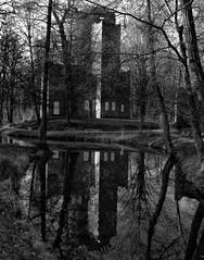 Wilhelmsbad Ruine (wernerfunk) Tags: park hessen