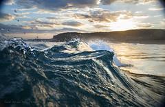 Kilcare Beach (widemus) Tags: surf water waves surfphotography waterhousing