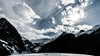 Lake Louise, Banff NP no. 1 (dp | fotographic) Tags: lakelouise rockymountains mountains sky albertasky clouds sun uppervictoriaglacier bigbeehive mtwhite mtniblock mtvictoria mtfairview nature glacier ice