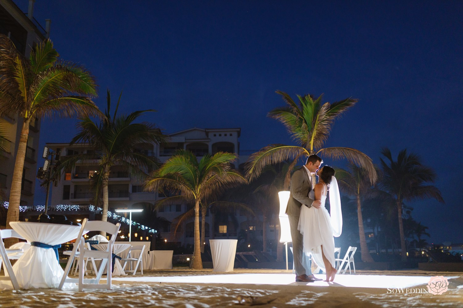 Lai & Jesse - Mexico Wedding - HL - SD-0167