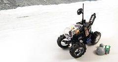 Towing service 3000 (Brixnspace) Tags: lego moc buggy towing service tablescrap febrovery late