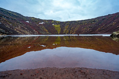 In the Kerio Crater (RobertLyndonDavis) Tags: arctic norther pool winter a7s2 water geysir nordic a7sii rocks iceland blue waterfall river north cold travel geothermal europe sony ice reykjavík capitalregion is