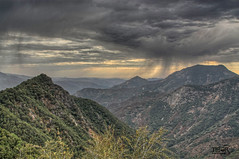 Cloudburst (morbidtibor) Tags: usa california kingscanyon mountain rain
