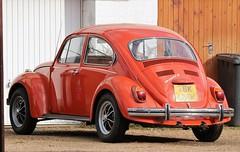 TBK 485K (1) (Nivek.Old.Gold) Tags: 1971 volkswagen beetle 1302s 1584cc