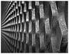 metal fence (christikren) Tags: hff abstract christikren detail entrance fence grey lines monochrome panasonic vienna zaun pattern texture metal fenced