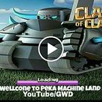 NEW HACK VERSION PEKKA MACHINE - Clash Of Clan thumbnail