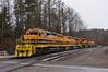 BPRR 3330 @ Punxsutawney, PA (Dan A. Davis) Tags: bprr buffalopittsburgh freighttrain locomotive train railroad bp geneseewyoming gwrrgw punxsutawney rikeryard pa pennsylvania sd70m2 sd402 sd452 sd45 sd403