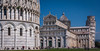 pisa cathedral baptistry and campanile 2 (jdl1963) Tags: travel europe italy tuscanny cathedral baptistry campanile bell leaning tower pisa church religion architecture torre pendente