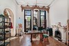 Brooklyn brownstone room (techpro12) Tags: newyork interior victorian woodwork window fireplace