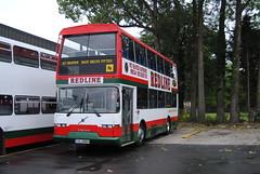 Redline Travel (Hesterjenna Photography) Tags: redline yil6984 volvo citybus eastlancs pyoneer nottinghamcitytransport nottingham preston penwortham bus coach psv