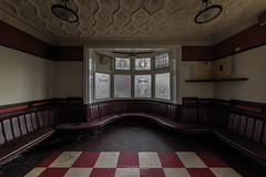 Wigan Pub (Alex Burnells Photography) Tags: abandoned urban urbex exploration explorer derelict decaying decay nation forgotten flickr wigan