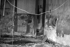 IMG_5825 (Wespennest) Tags: urbex urbanexploration modernruins army armyintelligence vinthill vinthillfarmsstation coldwar surveillance decay virginia faquier nsa nationalsecurityadministration sigint signalsintelligence armysecurityagency electronicwarfare espionage vhfs defense war