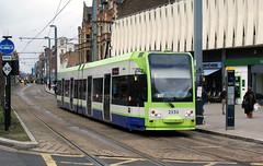 glc - croydon tramlink 2535 east croydon 29-3-18 JL (johnmightycat1) Tags: tram croydon london