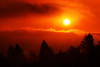 Fiery Sunrise (Yorkshire Pics) Tags: ilkley yorkshire sunrise 2603 26032018 26thmarch 226th march 2018 trees weather fiery