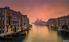 Misty Venetian Sunrise (AdelheidS Photography) Tags: adelheidsphotography adelheidsmitt adelheidspictures italy venice venezia sunrise mist water canal city morning dawn